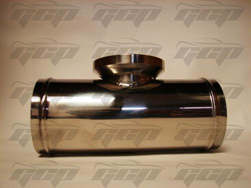 tubo de acero inoxidable para valvulva de alivio hks turboxs