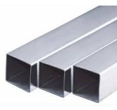 tubo de aluminio 2 x 2 plg, longitud 6 mts, esp 2mm (25vds)