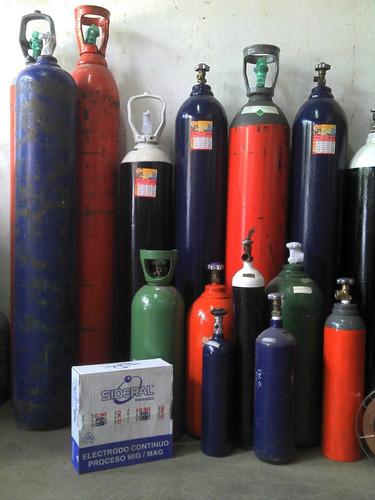 tubo de argon - atal - co2 x 6 m3 - mig mag o tig