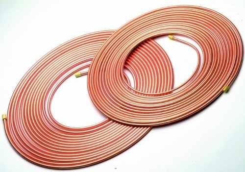 tubo de cobre 5/8 panqueca rolo com 15 metros