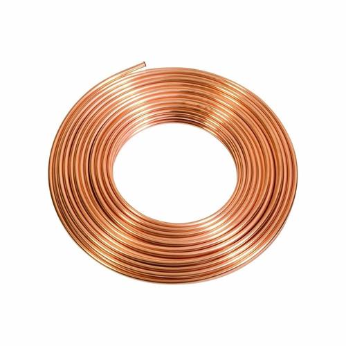 tubo de cobre flexible 12 mts 3/16  usos generales pro