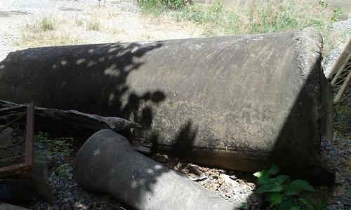 tubo de concreto vibrado de 30´´