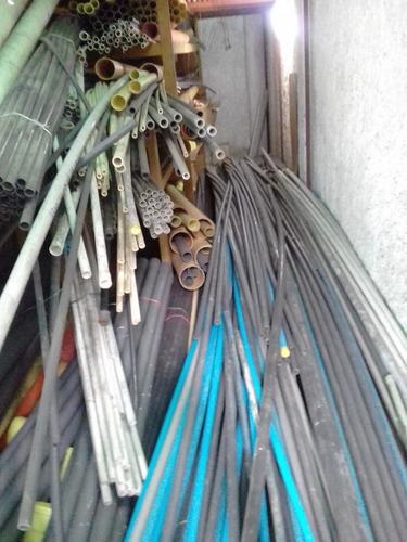 tubo de electricidad 1 x3m. marca pavco/tubrica.
