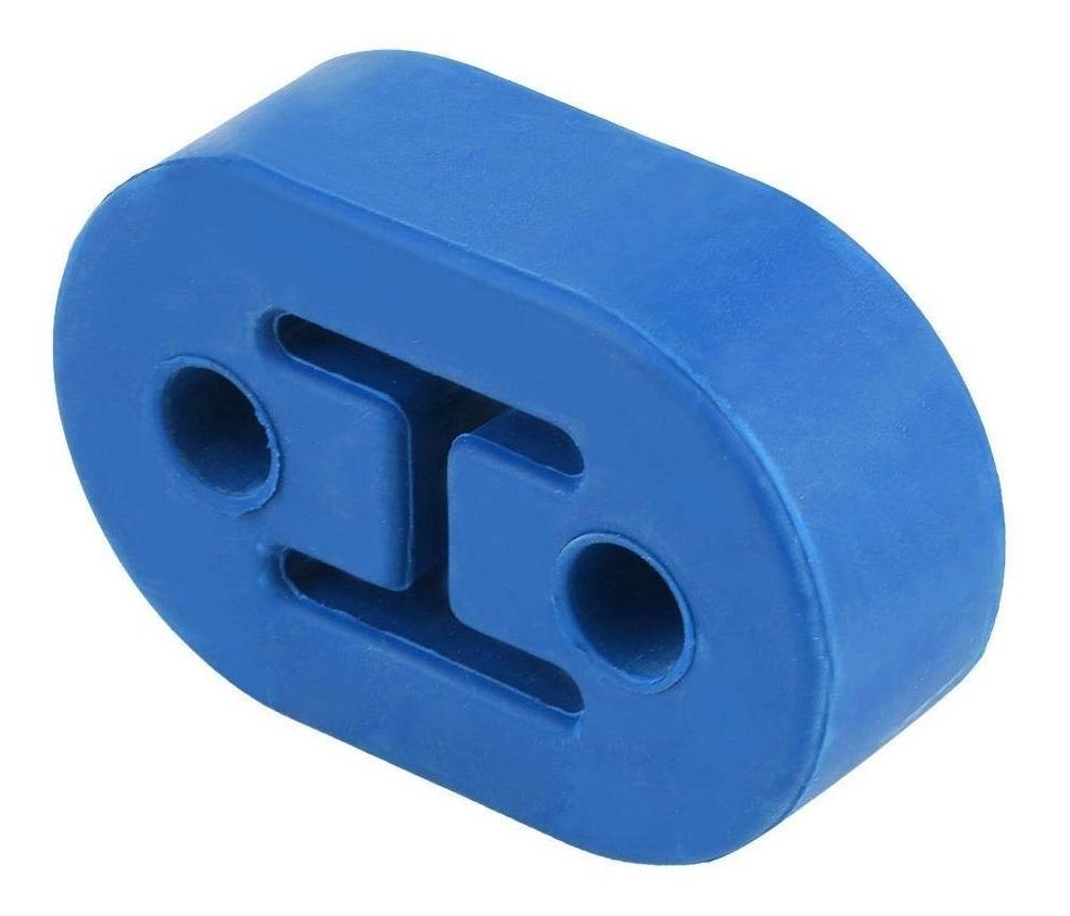 1 x goma suspensión soporte tubo escape de escape universal Ford
