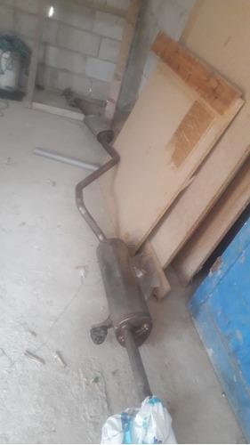 tubo de escape original