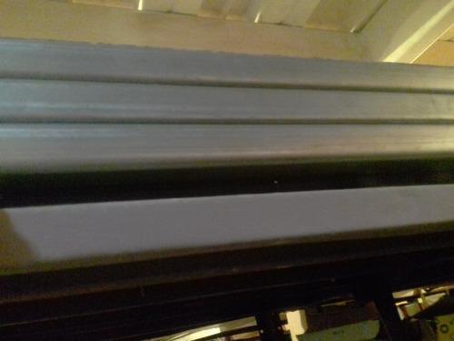 tubo de herrería cuadrado 2x2x6mts 0,90mm