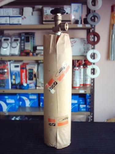 tubo de nitrogeno de 1/2 metro