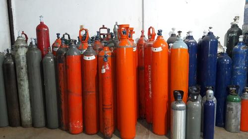 tubo de oxigeno industrial 6 mt m3  reacondiciona