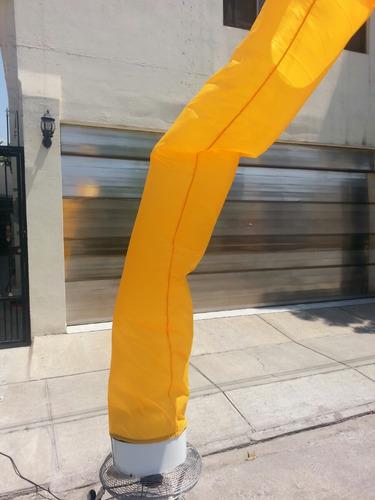 tubo de para tela sky dancer monterrey