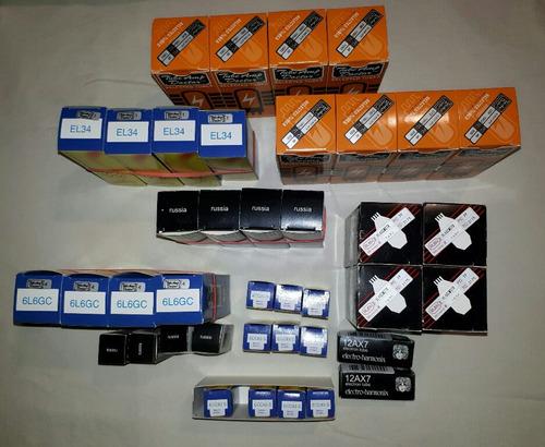 tubo de preamp jj electronic ecc83 - 12ax7