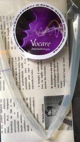 tubo de ressonância - compatível lax vox
