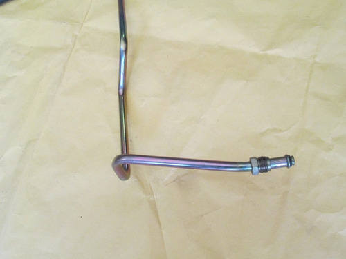 tubo e mangueira de esfriamento a direção calibra vectra