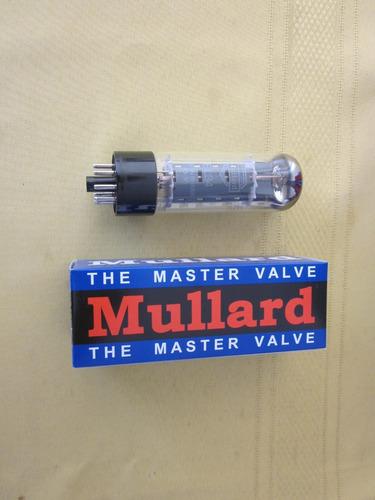 tubo el34 mullard  nuevo (match piar,  macth quad)