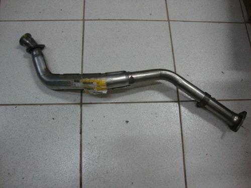 tubo escapamento motor santana/ quantum 1.8 ap efi gas origi