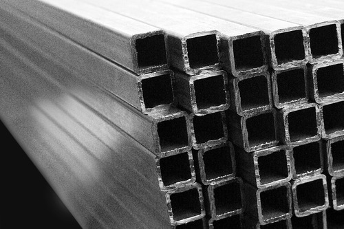 tubo estructural cuadrado 12 x 12 x 1,6mm - 6 mts. de larg