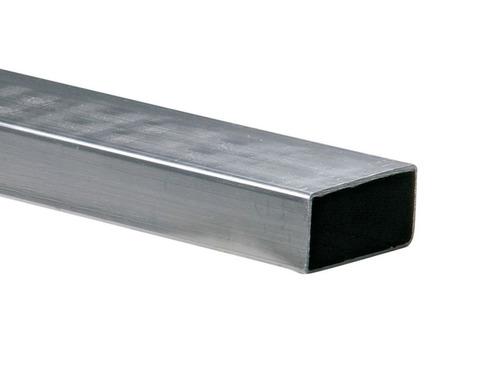 tubo estructural rectangular 100 x 40 x 1,6mm - 6 mts.