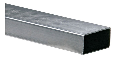 tubo estructural rectangular 30 x 10 x 1,6mm - 6 mts.