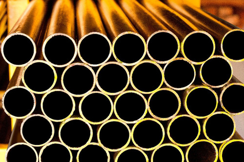 tubo estructural redondo 1'' (esp. 1,6mm) - 6 mts de largo