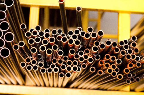 tubo estructural redondo 5/8'' (esp. 1,6mm) - 6 mts de largo