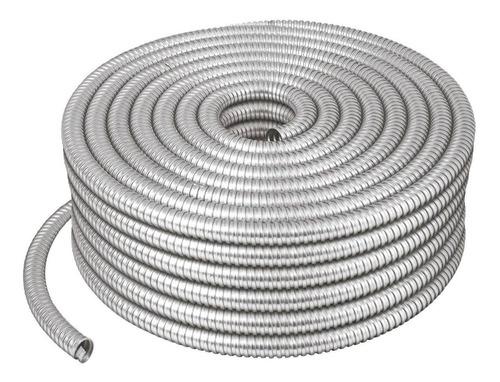 tubo flexible 1/2pulg, rollo 50 m volteck 46900