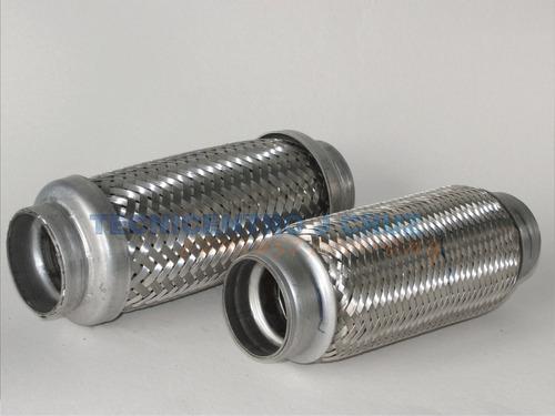 tubo flexible de exosto chevrolet, renault, nissan, bmw