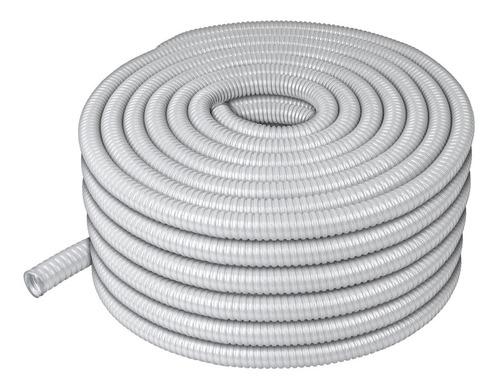 tubo flexible recubierto de pvc 1 , rollo 50 m,  (47323)