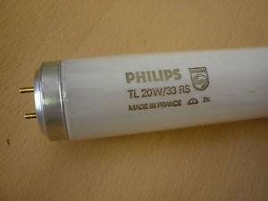 tubo fluorescente 20w luz blanca239 - nuevos por unidad/caja