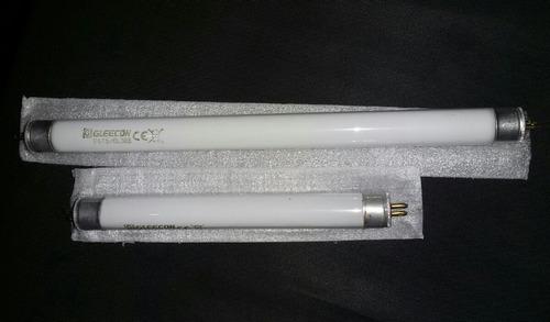 tubo fluorescente f6w t5 repelec farol matamosca lampara