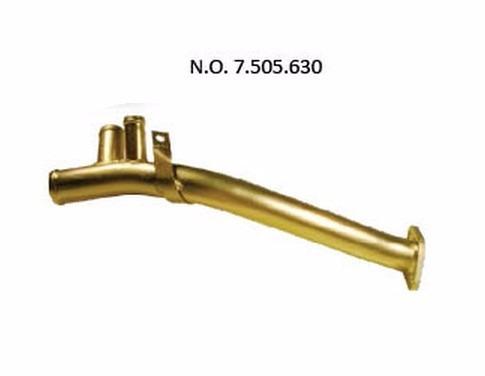 tubo fluxo agua 147 uno fiorino elba 7505630
