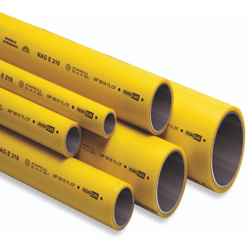 tubo fusiogas saladillo fusion gas 20 mm x 4 metros