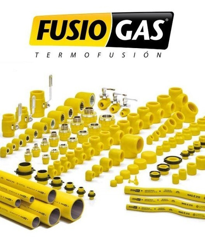 tubo fusiogas saladillo fusion gas 32 mm x 4 metros