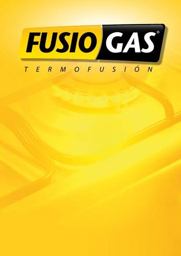 tubo fusiogas saladillo fusion gas 50 mm x 4 metros