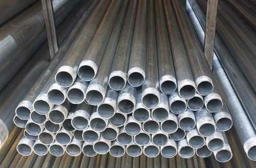 tubo galvanizado 4  x 6.4 mts astm tuberia galvanizada