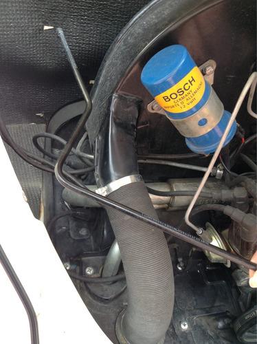 tubo gasolina metálico vocho 1pieza