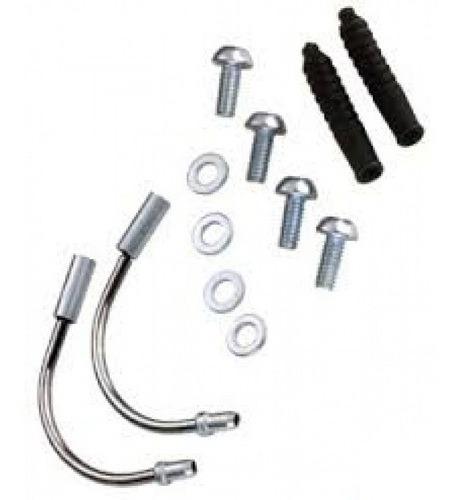 tubo guia para freio v brake (kit 2 unidades)