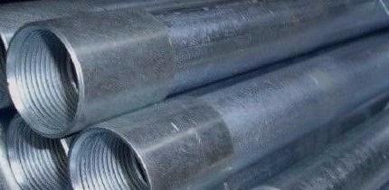 tubo hg astm-a53 diam.=1 plg.x 6.40 ml. de 1 plg