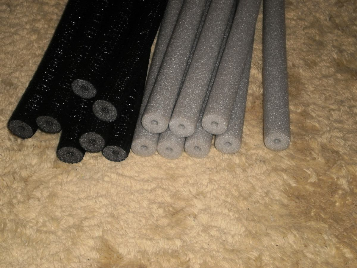 Tubo Isol Térmico Espuma Polietileno10mmx19mm Kit 50mts R 145