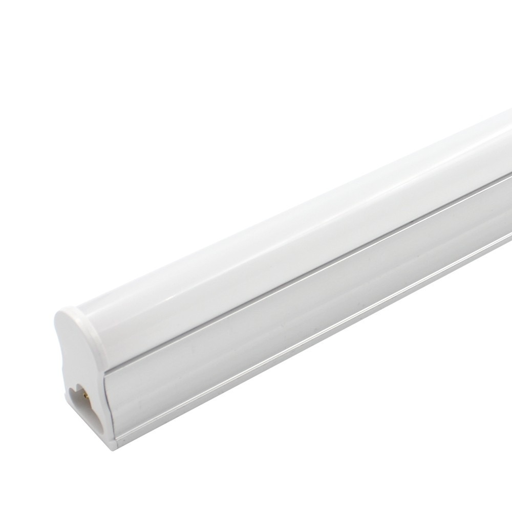 Tubo l mpara led t5 120cm 18w ahorrador con base blanco - Lampara tubo led ...