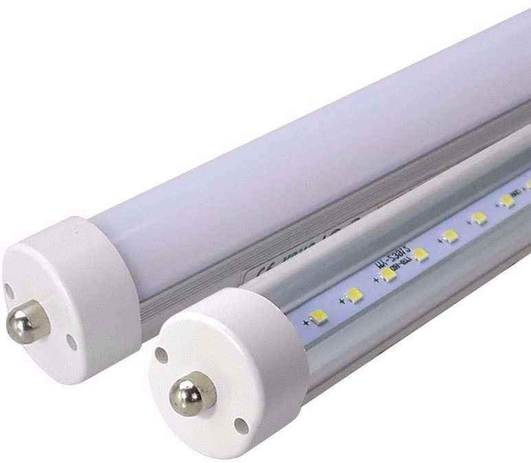 Tubo lampara led t8 40w 240cm 8ft 85 277v - Lampara tubo led ...