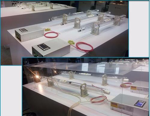 tubo laser 130/150w reci w6 laser corte grabado 10000hs
