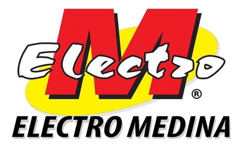 tubo led 18w kit zocal grampa cartel x25 sica electro medina