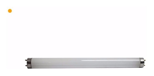 tubo led 220v 8w / 9w = 18w color frio 60cm g13 vidrio