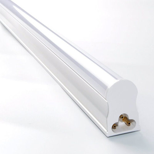 tubo led 30cm con base pack x 3 /eshopviña
