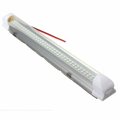tubo luminaria interior luz led 18w