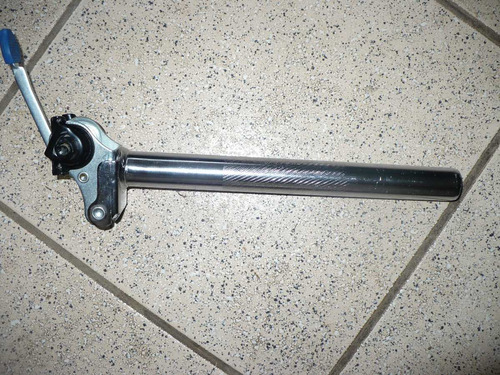 tubo o tija para sillìn bicicleta con sistema retràctil