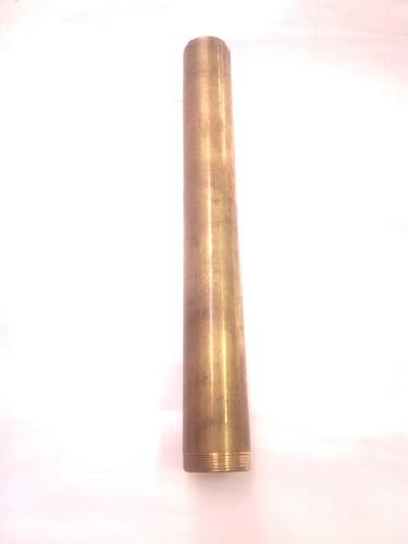tubo rebosadero d/laton d/1x8 p/valvula t, bajo s/mod s/m