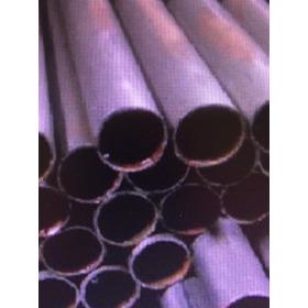 Tubo Redondo 1-1/2 X 1.9mm X 6mts Galvanizado