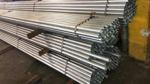 tubo redondo 1   x 2.00mm x 6 mts galvanizado