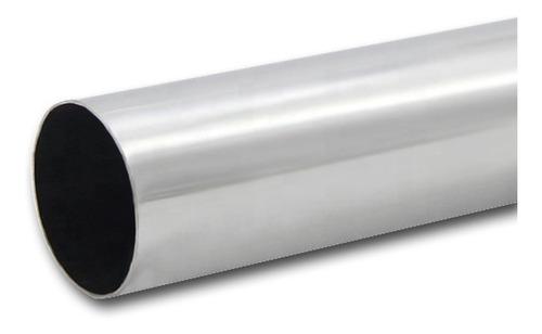 tubo redondo para closet de acero cromado marca bari