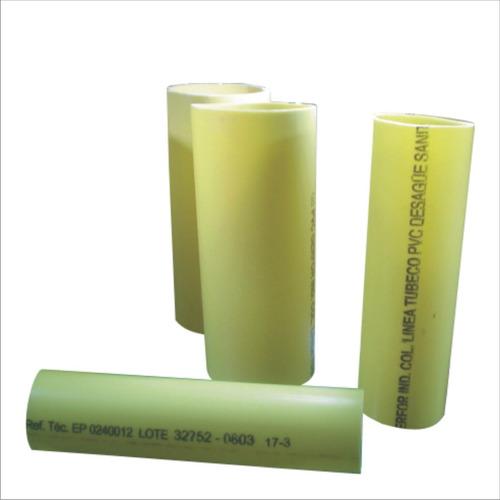 tubo sanitario 4x6mt tubeco 342353